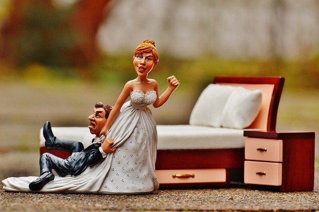 Positive and negative effects of marriage