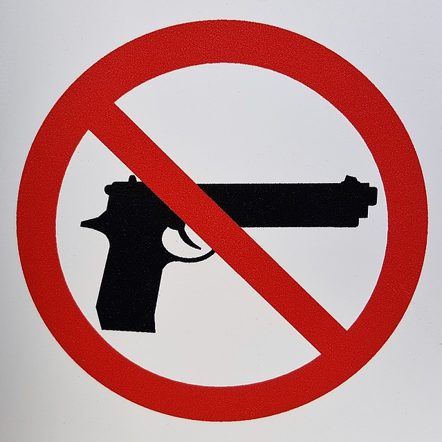 Positive and negative effect of gun control