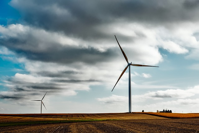 Positive and negative effects of wind energy