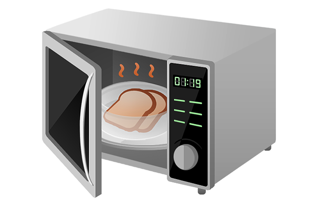 Positive and negative effects of microwave use