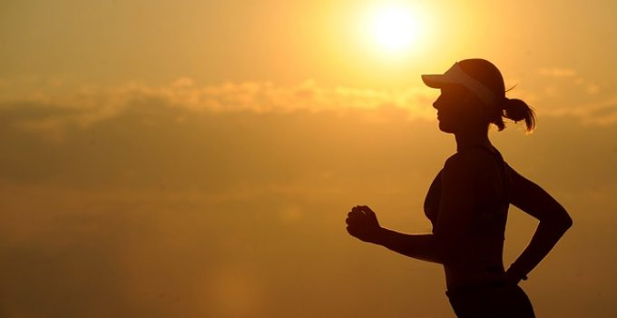 Positive and negative effects of running