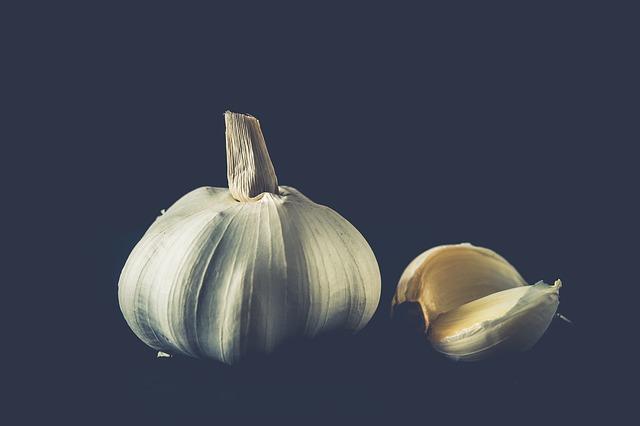 Negative effects of garlic