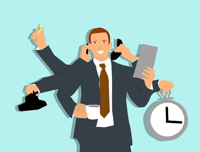 Negative effects of multi-tasking